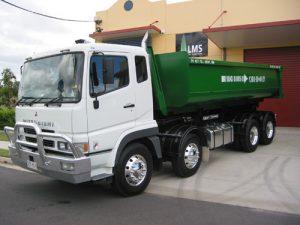 Big Bins Truck Fleet No. 10