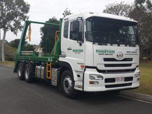 Handybin Truck No. 4